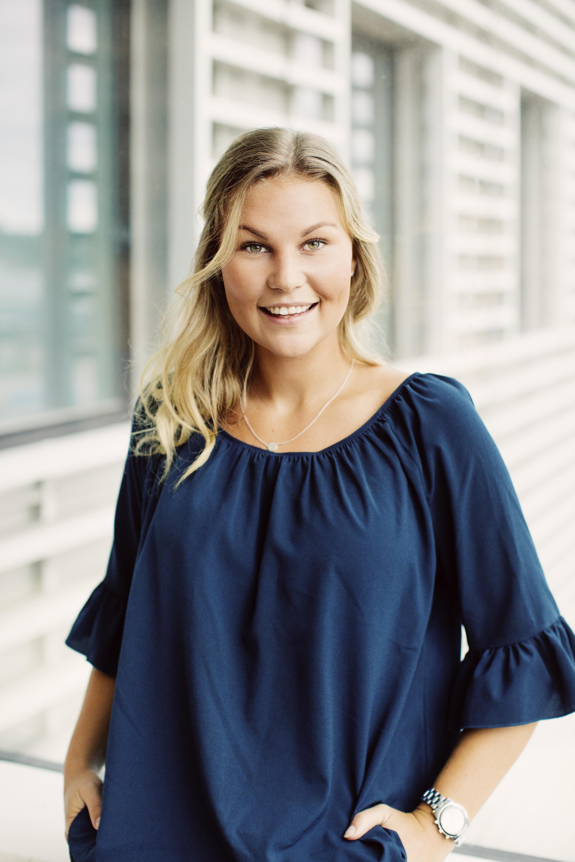 Lina Wessel mySafety Försäkringar
