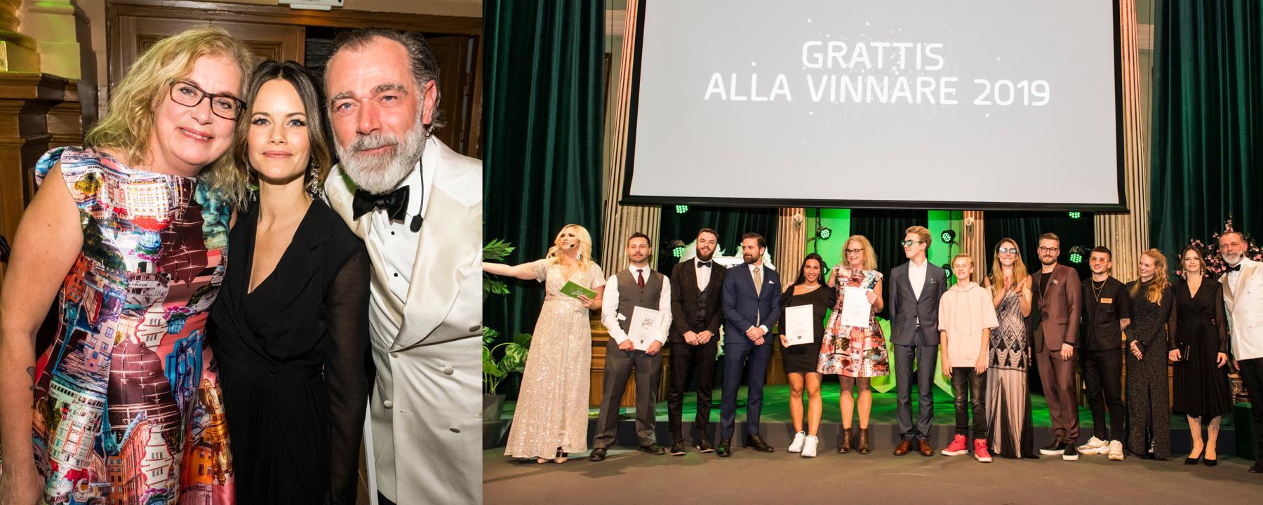 Vinnare mySafety Årets Nätängel 2019
