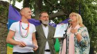 Mångfaldsparaden Snällast i Almedalen 2019 - mySafety Försäkringar