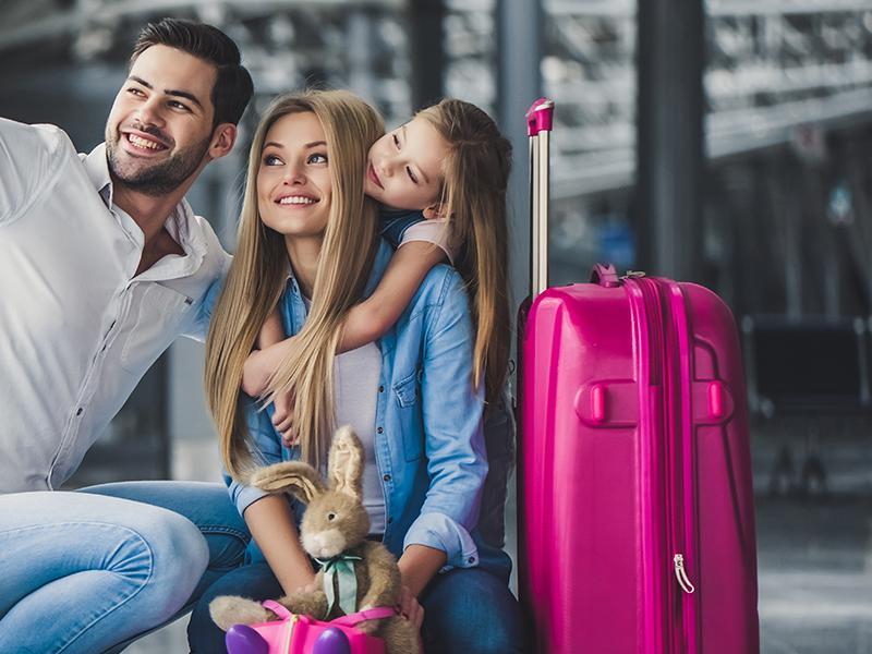 Försäkra pass på resa utomlands