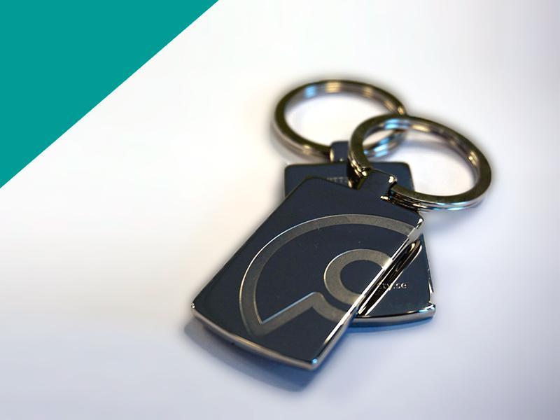 Nyckelbricka mySafety Försäkringar